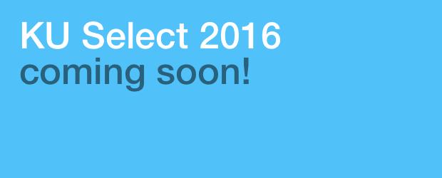 Slide KU Select 2016