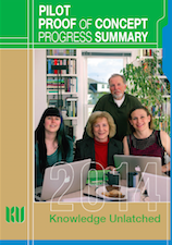 KU Pilot Progress Summary Report Front Cover small