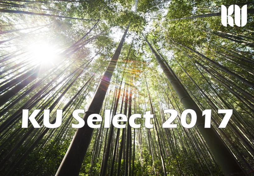 KU Select 2017_campaign rise