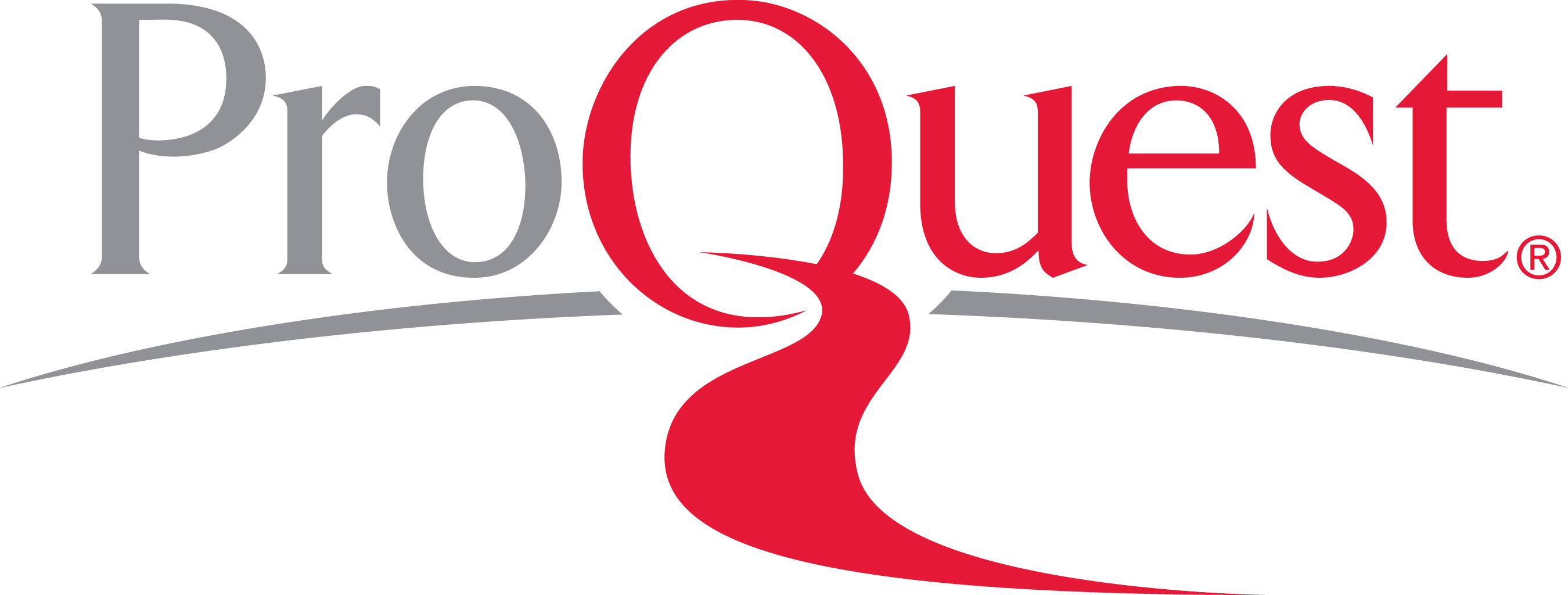 PROQUEST INFORMATION AND LEARNING LOGO