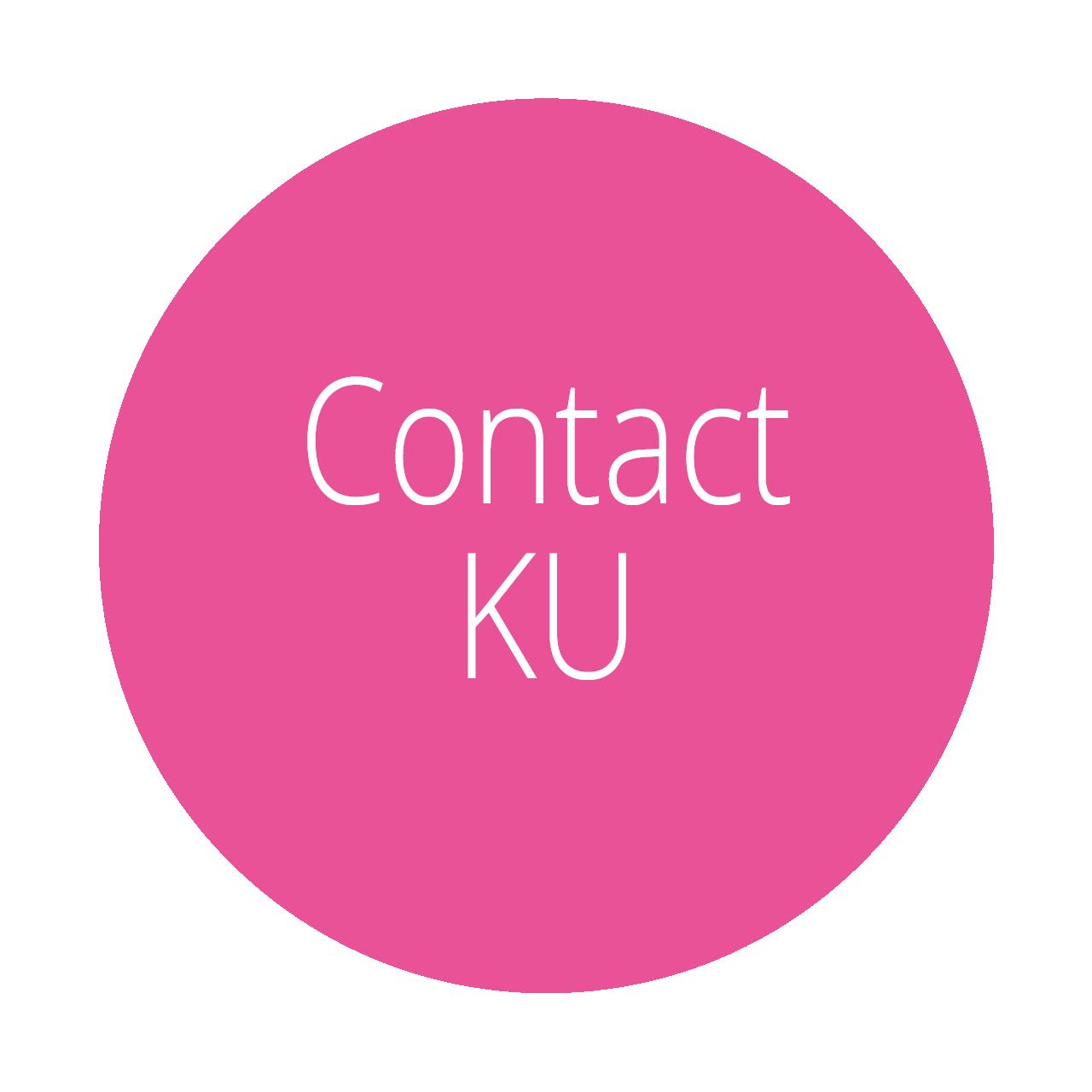 Contact KU_Open infrastructure